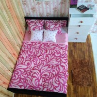 double bed barbie