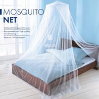 Kelambu anti nyamuk dan serangga untuk kasur ranjang