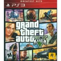 PS3 GRAND THEFT AUTO V / GTA V (GREATEST HITS)