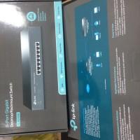 TP - Link Switch 8 Port Gigabit TL-SG1008 (Steel Case) RESMI