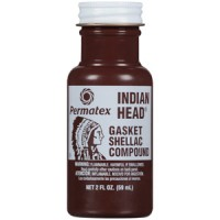 Permatex Indian Head Gasket Shellac Compound - 59ml - USA - ORIGINAL