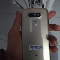 LG G5 SE - GOLD [32 GB/3 GB] - Garansi Resmi (FULLSET)