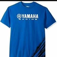 harga Tshirt-baju-kaos Yamaha Racing Terlaris Tokopedia.com
