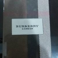 Jual Burberry Eau de Toilette For Men 50ml ORI parfum cowo Murah