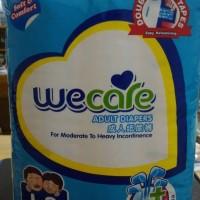 we care popok dewasa perekat L8 diapers
