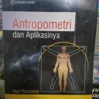 antropometri dan aplikasinya (hari purnomo)