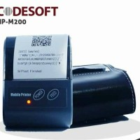 PRINTER BLUETOOTH CODESOFT HP -M200
