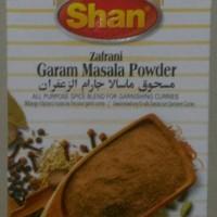 Shan Zafrani Garam Masala Powder - Bubuk Garam Masala merk Shan