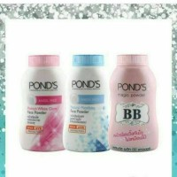 PONDS BB MAGIC POWDER CREAM ANGEL FACE BLUE PINK READY TANPA PO