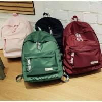 Tas sekolah+ tempat laptop