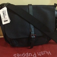 harga Tas Selempang Hush Puppies Ori Murah /sale Hush Puppies Canvas Bag Tokopedia.com