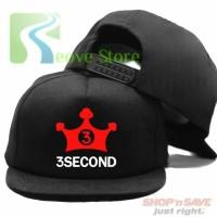 Topi Snapback 3second 3 Second Trucker Baseball - Reove Store