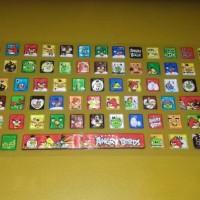 harga Keyboard Sticker Warna Stiker Keyboard Laptop/notebook#kode Karakter 2 Tokopedia.com