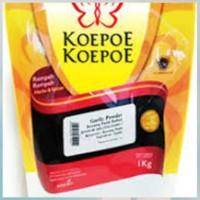 Bawang putih bubuk koepoe koepoe, garlic powder pouch 1kg