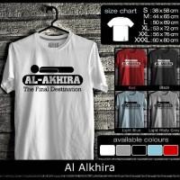 Atasan/Kaos/T-Shirt/Al-Akhira