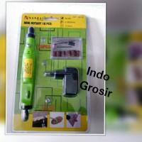 harga Mini Grinder Nankai Set 10 Tuner Gerinda Bor Skl Sellery Fisch Tokopedia.com