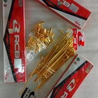 Jari Jari / Spoke RCB ( RacingBoy) Gold