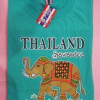 Souvenir / gift / oleh oleh kaos size XXL Bangkok dari negara Thailand