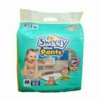 Popok Sweety Fitpantz Dry Active M60
