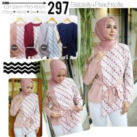 PUSAT Grosir atasan hijab wanita baju muslim blus gamis stelan hijab