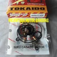 harga Repair Kit Parkit Karburator Supra Fit New Tkd  Japan Tokopedia.com