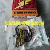 harga Repair Kit Parkit Karburator Karisma/supra X 125 Lama Tkd Japan Tokopedia.com