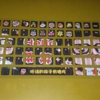 harga Keyboard Sticker Warna Stiker Keyboard Laptop/notebook#kode Karakter 4 Tokopedia.com