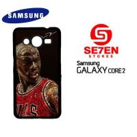 harga Casing Samsung Galaxy Core 2 Michael Jordan Custom Hardcase Tokopedia.com