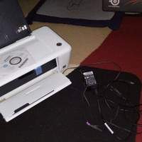 Printer HP Deskjet 1010 Series Bekas Minus Cartridge Tri Colour