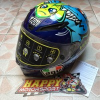 SALE!!! Helm agv corsa misano via2 size XL eurofit limited edition 2nd