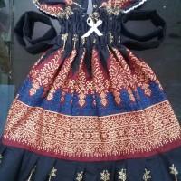 Blouse Batik Anak