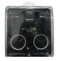 Sony Extra Bass headset Black colour Earphone MDR-XB400