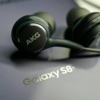 Headset Handsfree Earphone Samsung Galaxy S8/S8 /S8 Plus AKG Original