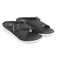 Dr. Kevin Mens Sandals 17219 - Black