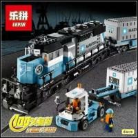 Lego Compatible Lepin Maersk Train 1234pcs DT Diskon