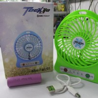 KIPAS ANGIN MINI PORTABLE / MINI FAN USB / KIPAS ANGIN USB