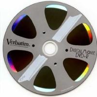 DVD+R Verbatim Digital Movie / DVDR Verbatim / DVD Blank kosong isi 50