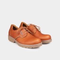 Cardinal Sepatu Sneakers Pria Marteen 1 Coklat Muda