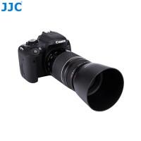 JJC Lens Hood ET-60 Lens Hood For CANON EF 75-300mm f/4-5.6 III