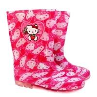 Sepatu Boots Import Hello Kitty