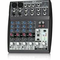 harga Mixer Behringer Xenyx 802 Tokopedia.com
