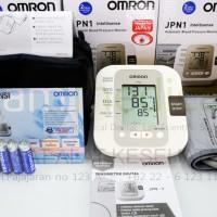 OMRON JPN1 / Tensimeter Digital 100% Made in Japan GARANSI Diskon