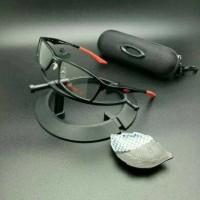 Frame Kacamata Minus Oakley ducati Brecket Pria titanium