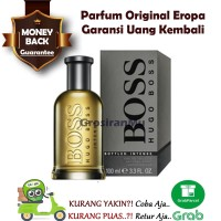 Parfum Pria Hugo Boss Bottled Intense Original Asli Ori Parfume Reject
