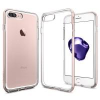 Spigen Iphone 8 Plus / 7 Plus Case Neo Hybrid Crystal Rose Gold