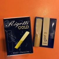 harga Reed Rigotti Gold Alto Saxophone Per Pc Original Tokopedia.com