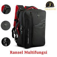 Jual Tas Ransel Selempang Backpack Palazzo 34685 3 in 1 Multi Fungsi Laptop Murah