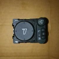 spion brio/mobilio retract / lipat otomatis kanan dan kiri lengkap +