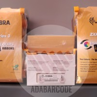 Ribbon YMCKO Printer Zebra ZXP 3 Series | 800033-840