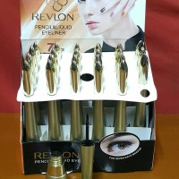 EYELINER 2 IN 1 REFLON WATERPROOF Murah